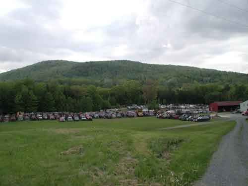 Adler's Antique Autos 'Field of Dreams', Stephentown, New York